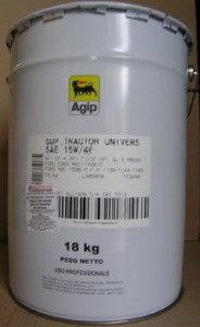 Agip Supertractor Universal 15w-40
